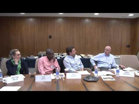 Veterans Entrepreneurship Boot Camp - Summer 2015 - Panel Feedback