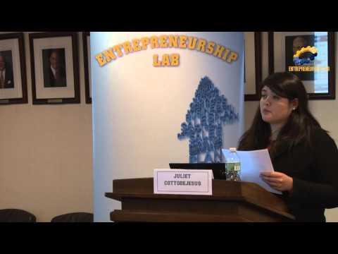2014 Veterans Entrepreneurship Boot Camp - Juliet Cottodejesus