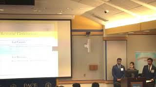 2018 Fourteenth Annual Pace Pitch Contest- Arogya - Ankit Chinmay and Shvani