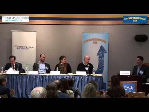 Entrepreneurship NYC: The Role Of Universities In The NYC Ecosystem (entire Panel Discussion)