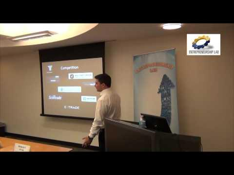 Entrepreneurial Implementation Fall 2012: Torny Trade (Presentation 5 Of 7)