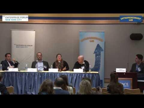 Entrepreneurship NYC: Q&A - Crowdfunding For Student Startups (11 Of 12)