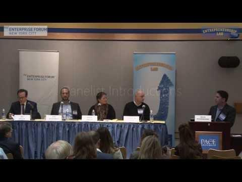 Entrepreneurship NYC: Panelist Introductions (3 Of 12)