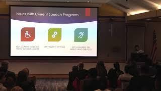 2019 Fifteenth Annual Pace Pitch Contest - HearingHelper - Adil Sanai