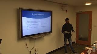 Entrepreneurial Implementation Fall 2017: International Housing