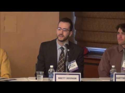 2012 Eighth Annual Pace Pitch Contest -  Brett Dovman