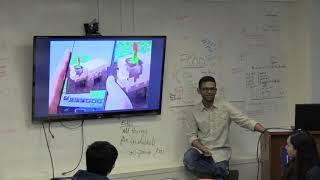 Augmented Reality | Dhruv Gandhi