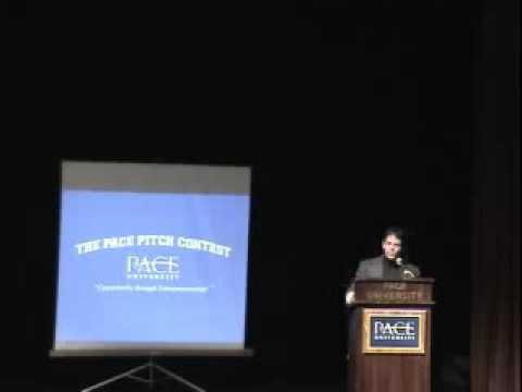 2007 Fourth Annual Pace Pitch Contest - David Bornstein