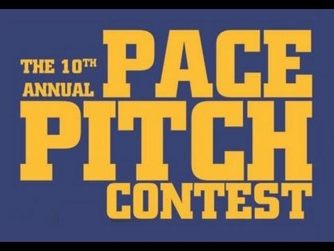 10th Annual Pace Pitch Contest