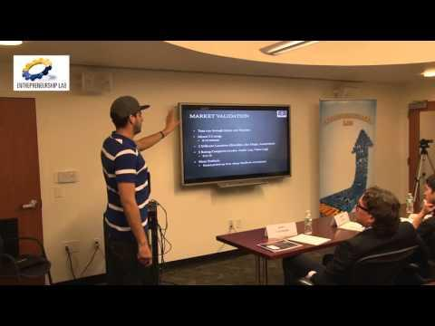Entrepreneurial Implementation Fall 2014: B2B LIVE (Presentation 5 Of 9)