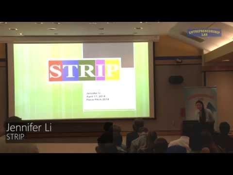 10th Annual Pace Pitch Contest - Pitch 6 STRIP - Jennifer Li