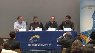 Third Annual Entrepreneurship Panel: From Cellist to Entrepreneur