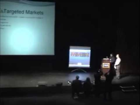 2007 Fourth Annual Pace Pitch Contest - TrackPay - Harry Brodsky & Ricky Huy La