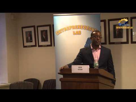2014 Veterans Entrepreneurship Boot Camp - Deor Dixon