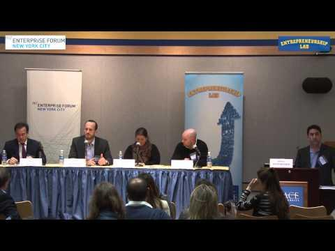Entrepreneurship NYC: Q&A - Visas And The Role Of Alumni (9 Of 12)