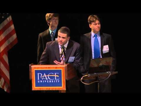 2011 Seventh Annual Pace Pitch Contest - Reslutions - Robert Caucci