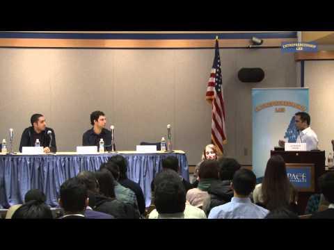 Entrepreneurs Roundtable - Q&A With Pace Alumni Entrepreneurs (4 Of 16)