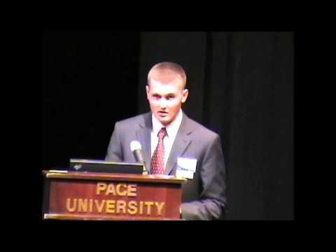 2005 Second Annual Pace Pitch Contest - Agricultural Cooperative - Matthew Schmitt