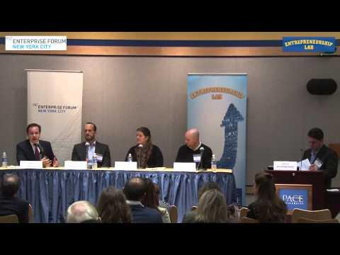 Entrepreneurship NYC: How Universities Can Work Together To Promote Entrepreneurship (5 Of 12)