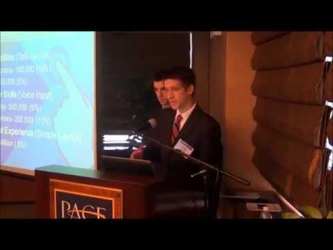 2012 Eighth Annual Pace Pitch Contest - Candoo - John Robb, Peter Franceschini