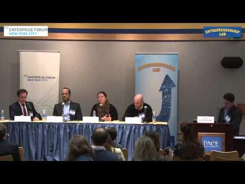 Entrepreneurship NYC: New Initiatives At Panelist Institutions (7 Of 12)