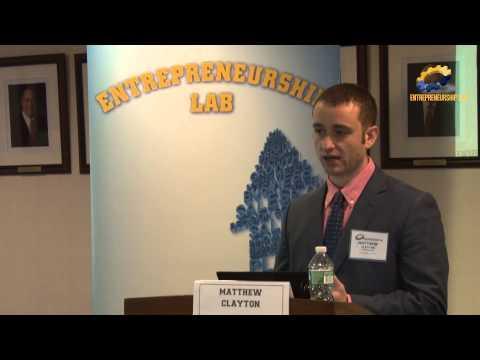 2014 Veterans Entrepreneurship Boot Camp - Matthew Clayton