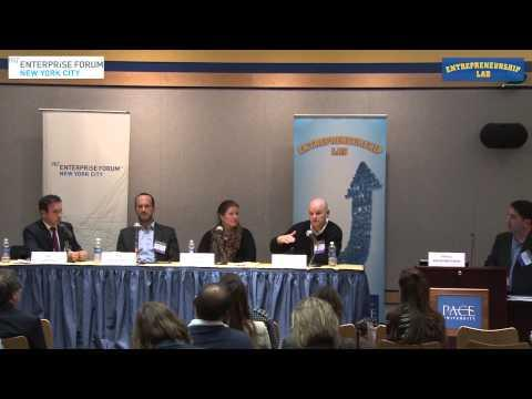 Entrepreneurship NYC: Q&A - Biotech And Early Stage Financing (10 Of 12)