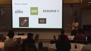 Seventh Annual Networking Event - Jesse Hill's talk
