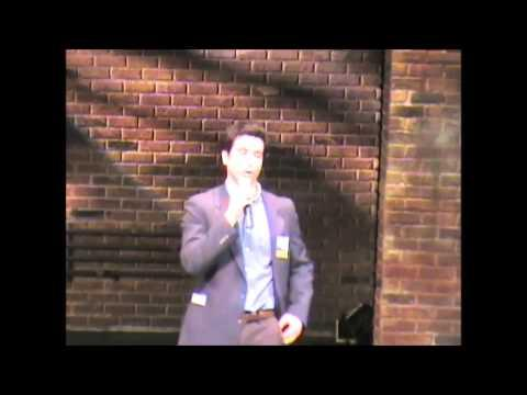 2005 Second Annual Pace Pitch Contest - Blue Horizon Media -  Alex Salzman