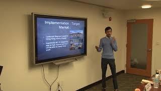 Entrepreneurial Implementation Fall 2017: Emanager