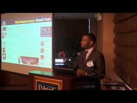 2012 Eighth Annual Pace Pitch Contest - My College Lounge - Mac Exumé