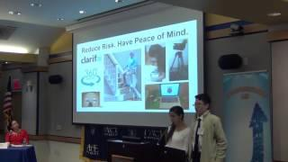 2017 Thirteenth Annual Pace Pitch Contest-VAICAM Pi-Andrew Ku and Rohana Sosa