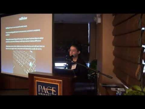 2012 Eighth Annual Pace Pitch Contest - Caffeine - Elyse Hinojosa
