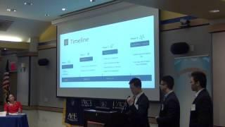 2017 Thirteenth Annual Pace Pitch Contest-TouchDonation-Syam Li Thanh Do and Phuc Pham