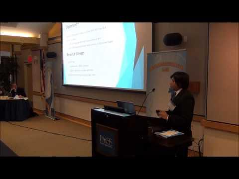 2013 Ninth Annual Pace Pitch Contest - Nova Mobile Applications - Javier Dutan