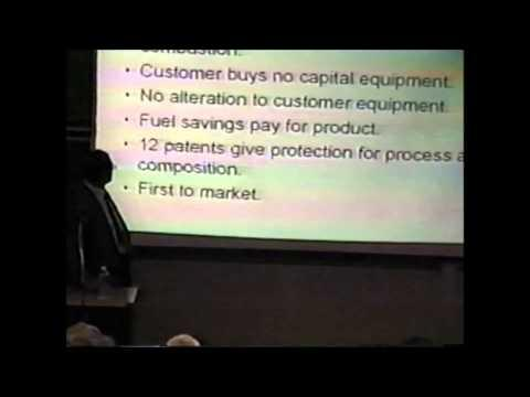 2004 Inaugural Pace Pitch Contest - EPS Technologies - Gerrit Argento