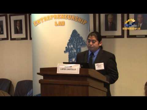 2014 Veterans Entrepreneurship Boot Camp - Nestor Lopez Castillo