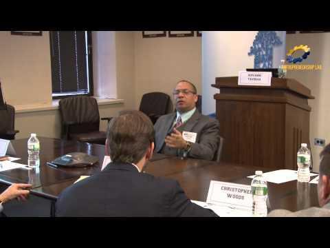 2014 Veterans Entrepreneurship Boot Camp - Giovanni Taveras