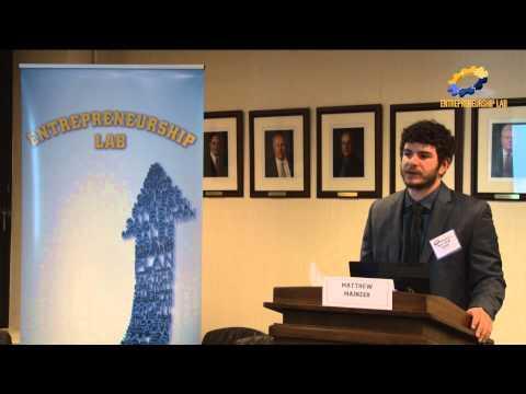 2014 Veterans Entrepreneurship Boot Camp - Matthew Mainzer