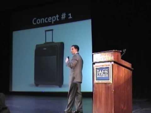 2008 Fifth Annual Pace Pitch Contest - UG Lug - Michael Rawlins
