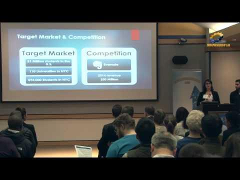 11th Annual Pace Pitch Contest - My People App - Cyrielle Eutrope