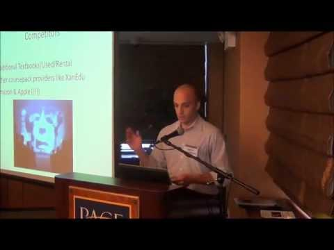 2012 Eighth Annual Pace Pitch Contest - Prof Source - Henry Kusjanovic