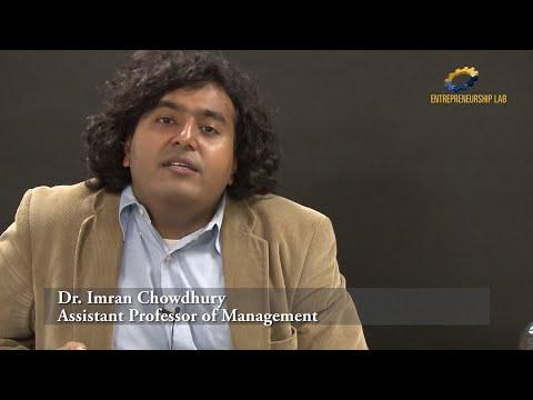 Problems Faced By Social Entrepreneurs - Dr. Imran Chowdhury - 2 Of 3