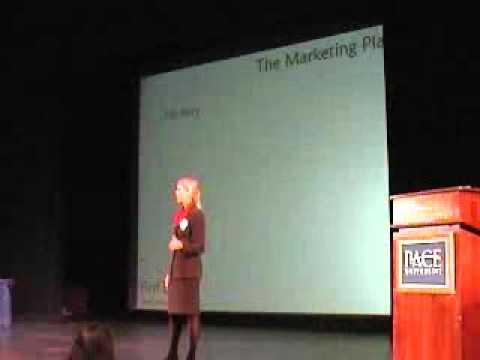 2008 Fifth Annual Pace Pitch Contest - First Earth - Diana Hardeman