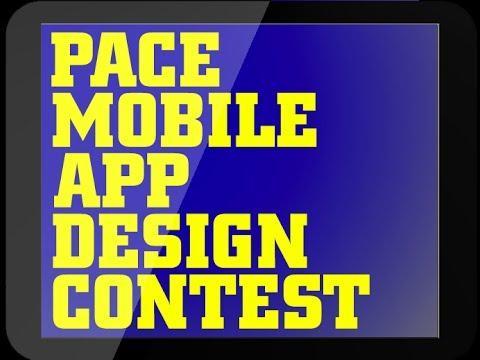 Pace Mobile App Design Contest 2.0