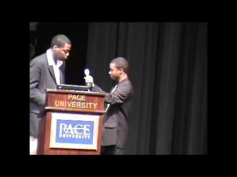2005 Second Annual Pace Pitch Contest - The Voice Of Urban Caribbean Music - Wade Cameron