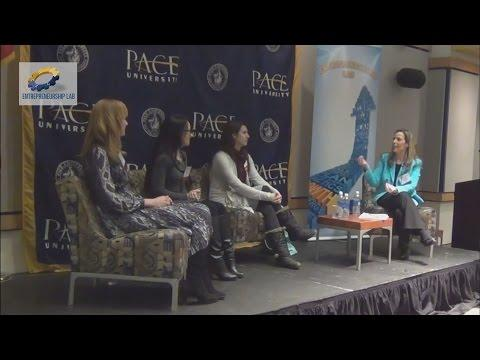 Pace Women Entrepreneurs Roundtable - Introduction Of Panelists