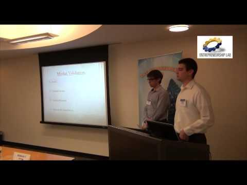 Entrepreneurial Implementation Fall 2012: SlipKuik Wax (Presentation 6 Of 7)
