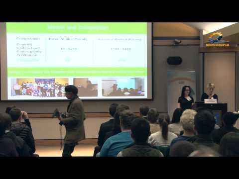 11th Annual Pace Pitch Contest - CodaPillar - Olga Bogomolova & Julie Gauthier