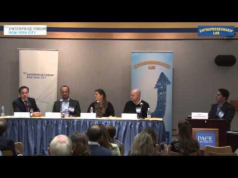 Entrepreneurship NYC: Bringing Entrepreneurship To Campus (6 Of 12)